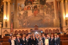 CCAP Members on PA House Floor (2)
