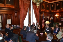 Meeting with Lt. Governor Stack (5)